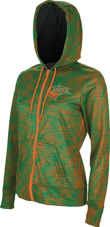 Velocity School Spirit Sweatshirt ProSphere The University of Texas at Dallas Girls Zipper Hoodie