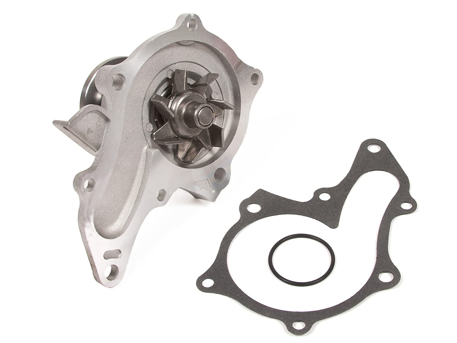 Evergreen TBK236WPT Fits 93-97 Toyota Corolla Geo Prizm 1.6L DOHC 4AFE 16V Timing Belt Kit Water Pump