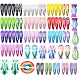 CCINEE Hair Clips Cartoon Barrettes-84 Pieces