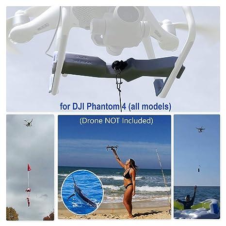Drone Sky Hook Dispositivo de liberación y caída profesional para ...