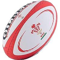 Gilbert Wales International Replica Rugby Ball Size 5