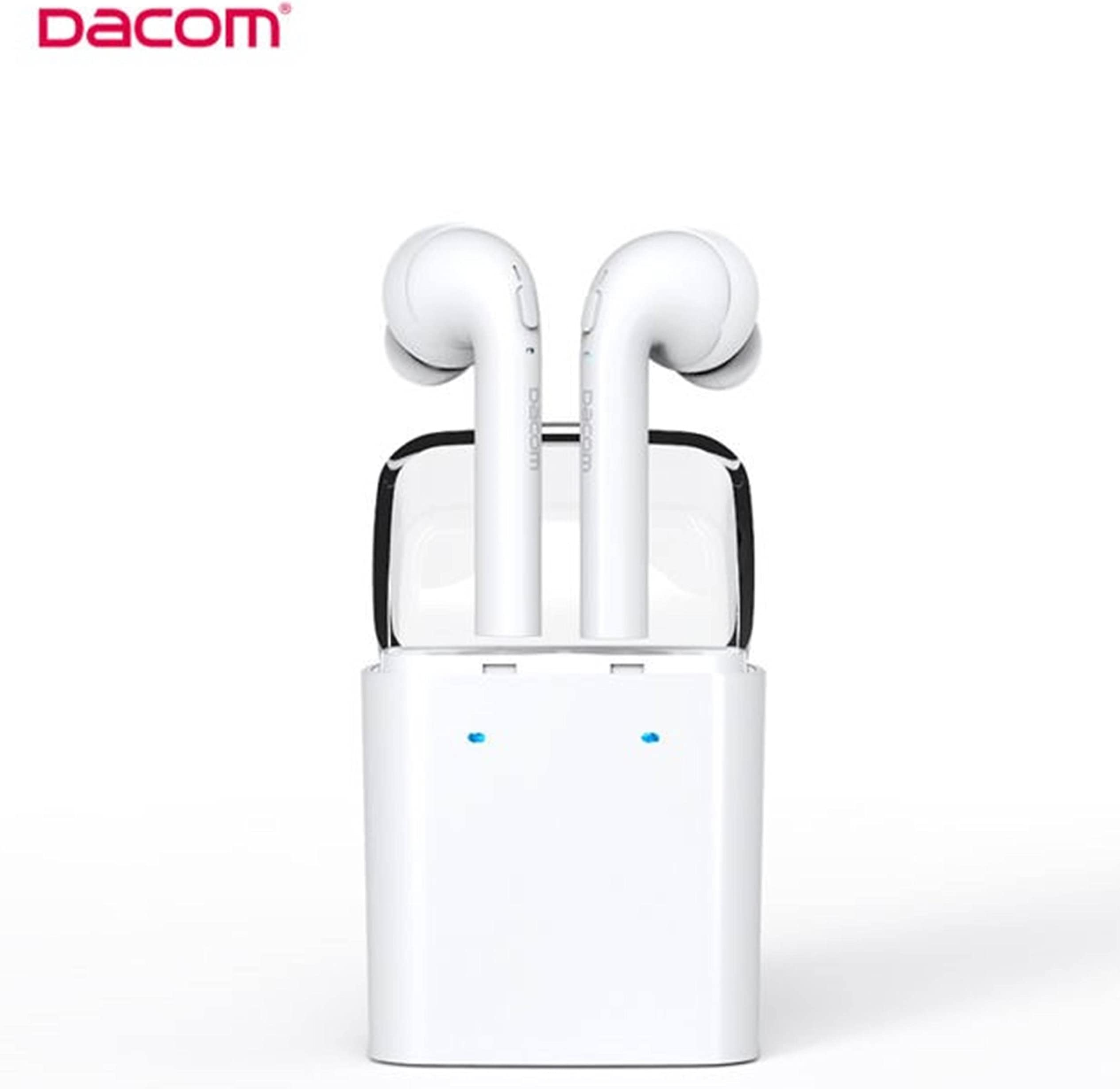 Dacom Tws7 True Wireless Bluetooth Earbuds Earphone For Apple Iphone 7 7 Plus Headset Double Twins Earphones For Android Price In Uae Amazon Uae Kanbkam