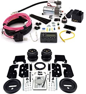 product image for Air Lift 57595 72000 Rear Set of Load Lifter 7500XL Series Air Springs with Wireless AIR Dual Path On-Board Air Compressor System Bundle for Dodge Ram 1500