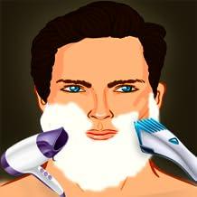 Drunken Shaving Barber Hair Beauty Salon : The beard cut removal dangerous makeover - Free Edition