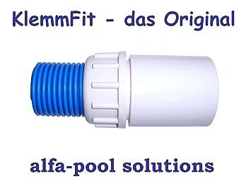 Tuyaux piscine diametre 38 cheap raccord mle mle avec for Raccord tuyau piscine 38 50