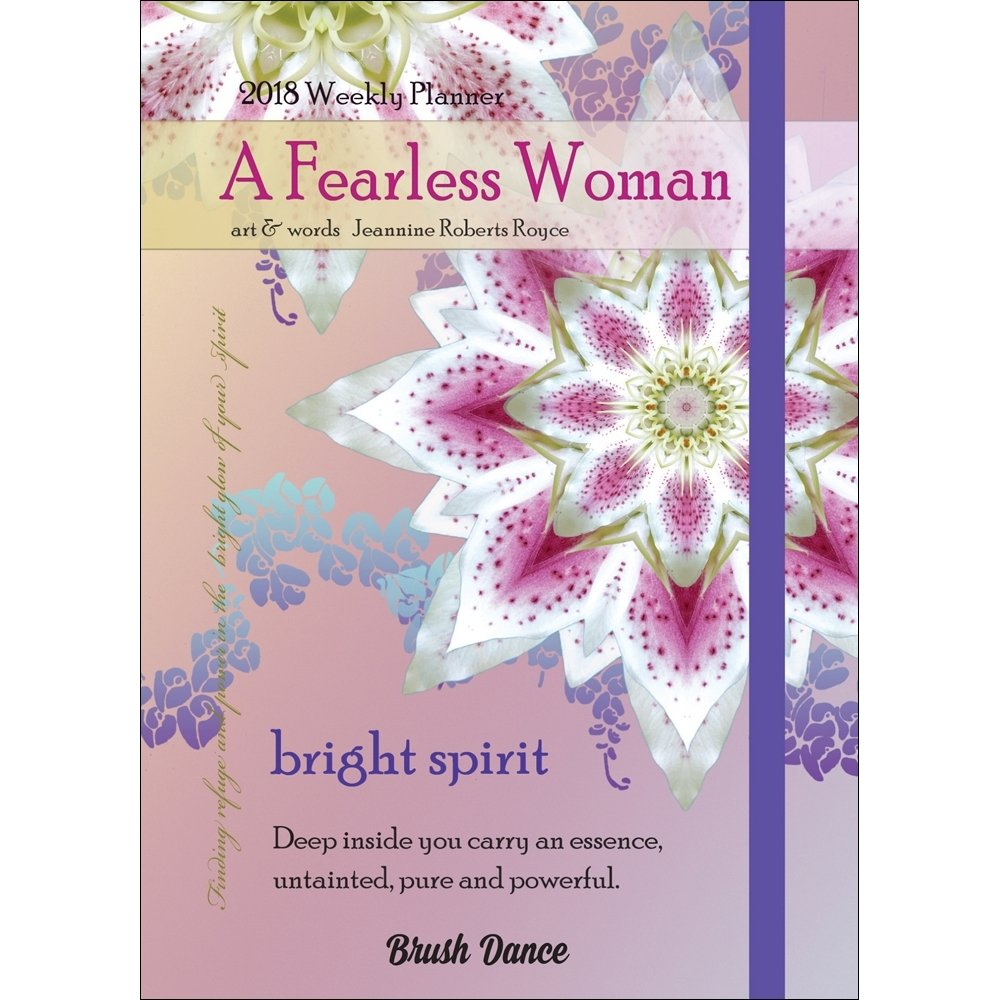 Amazon 2018 A Fearless Woman Planner Office Products