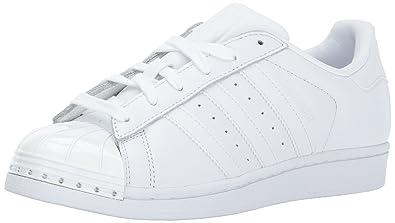 79e4d3318d65 adidas Originals Women s Superstar Metal Toe W Skate Shoe Running White Black