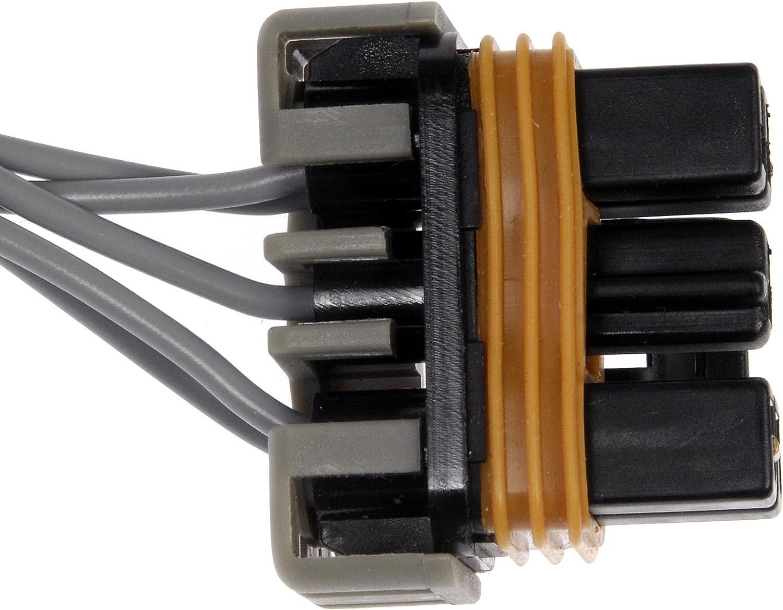Windshield Wiper Motor Connector Front Dorman 645-692