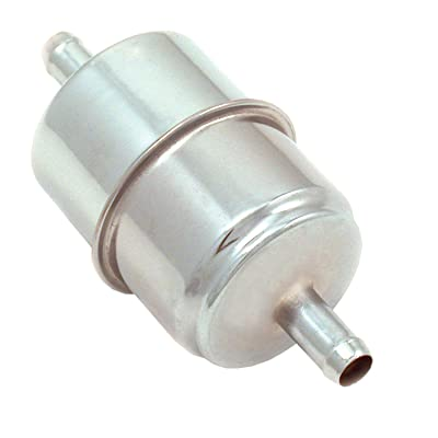 Spectre Performance 5965 Chrome Fuel Filter Canister: Automotive
