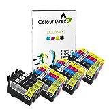 Colour Direct - 15 Compatibile Inchiostro Cartuccias - 29XL Sostituzione Per Epson Expression Home XP-235 XP-332 XP-335 XP432 XP-435 Stampantes. 6 X 2991 3 x 2992 3 X 2993 3 X 2994 ( 15 Inchiostros )