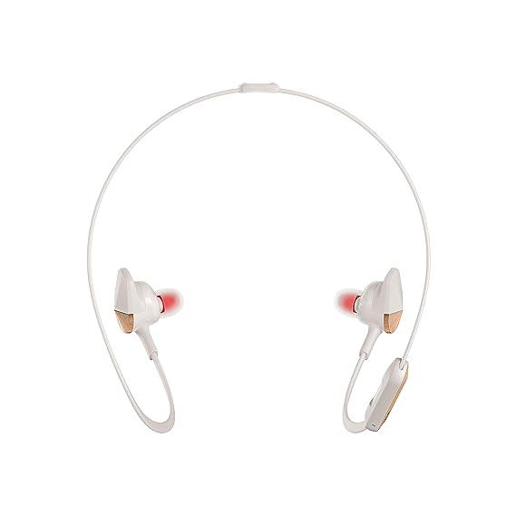 15ba46bc7cb Fitbit Flyer Wireless Headphones, Lunar Gray: Amazon.in: Electronics