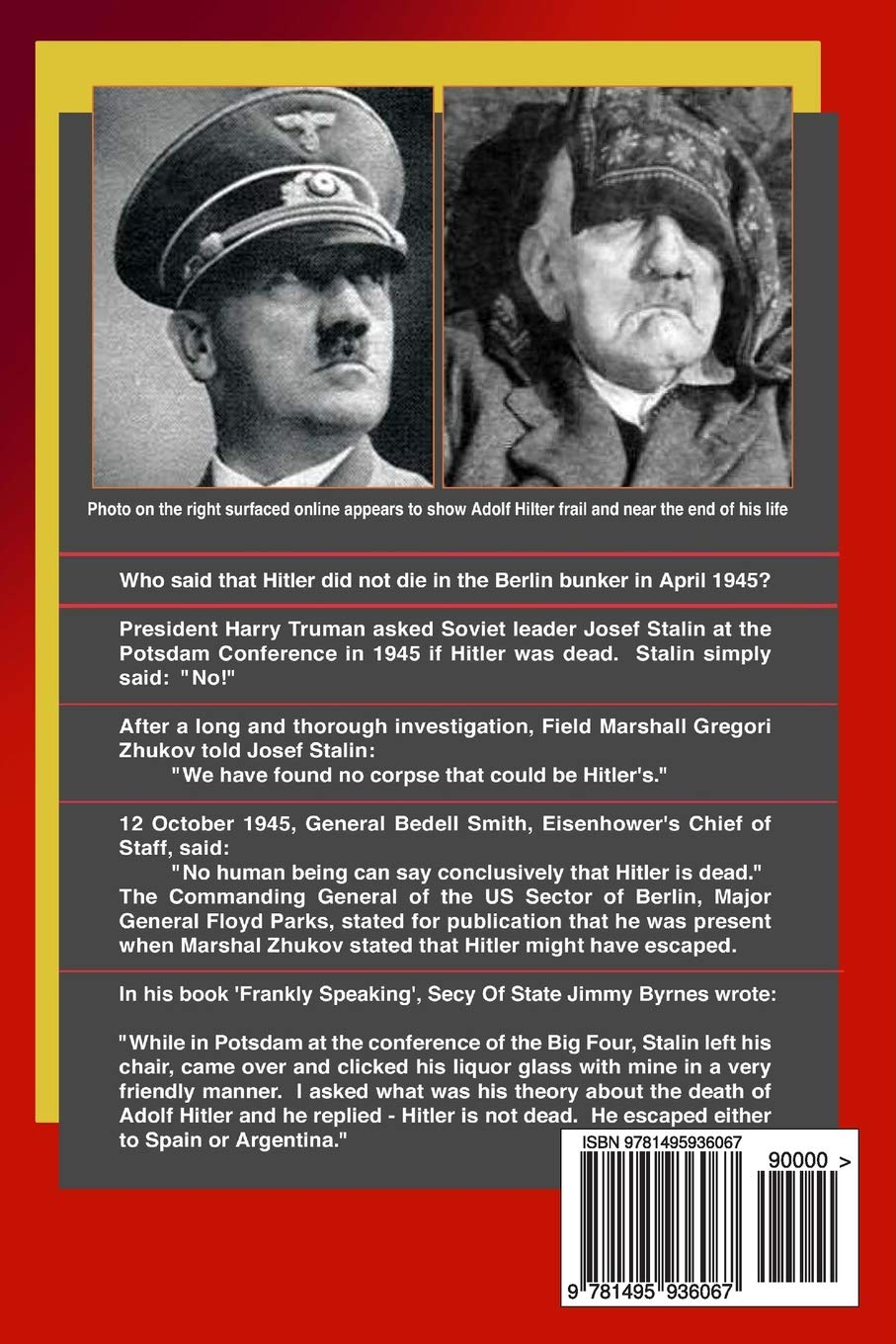 Image result for Harry Cooper research about adolf hitler