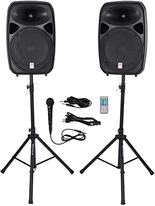 Rockville RPG152K Speakers kit