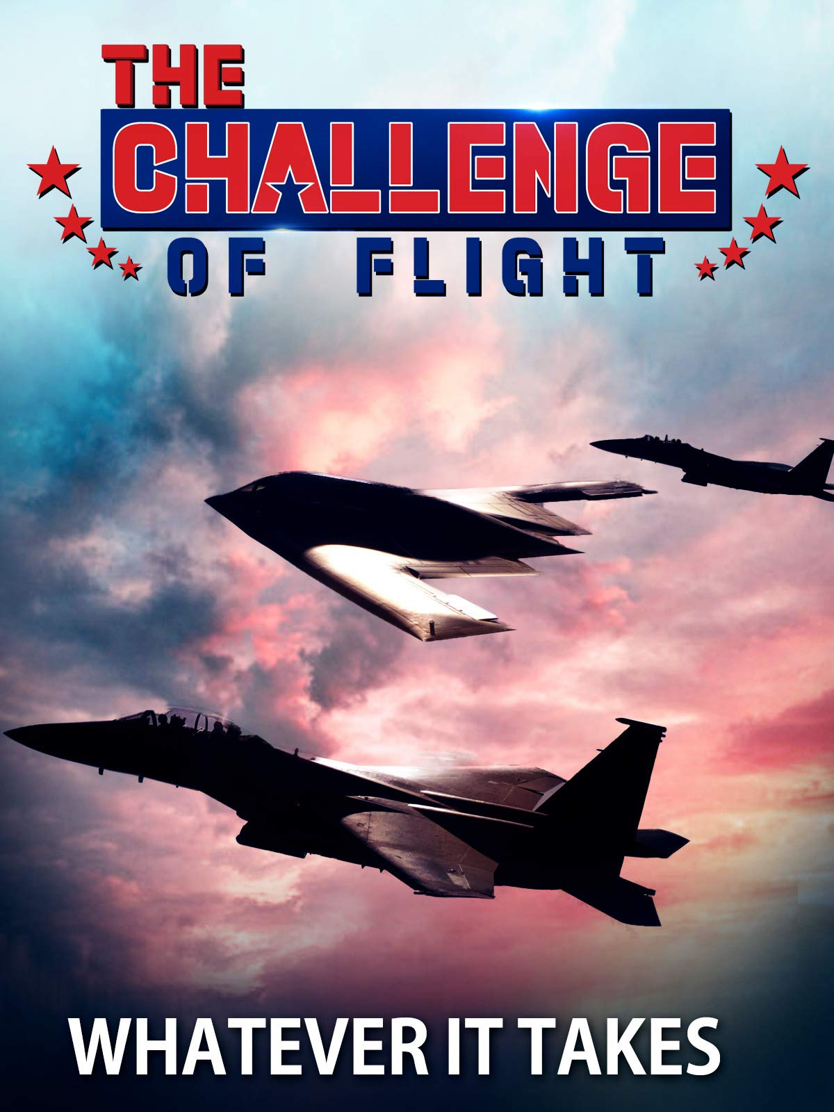 The Challenge of Flight - Whatever It Takes