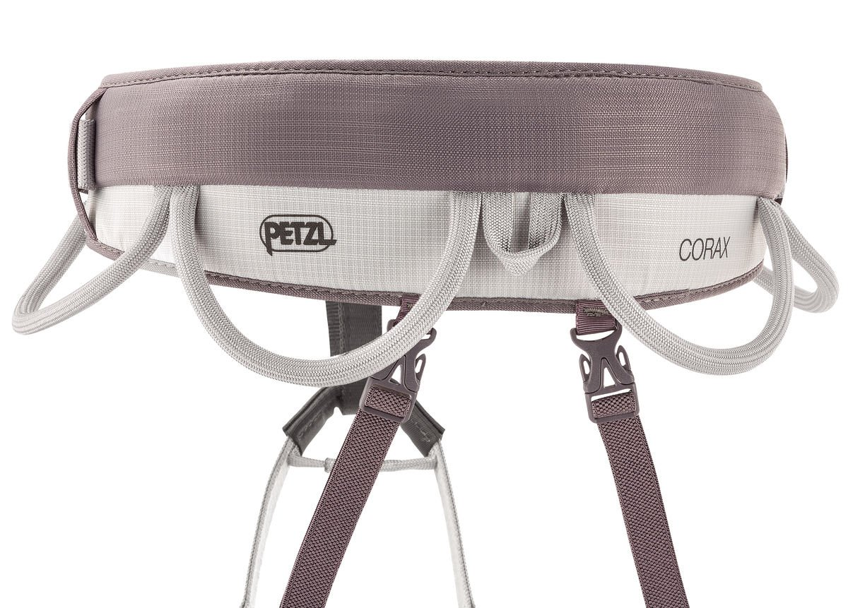 Petzl Corax Klettergurt Test : Petzl corax harness klettergurt amazon sport freizeit