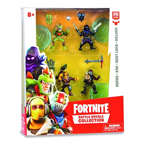 Juguetes de fortnite originales de epic games