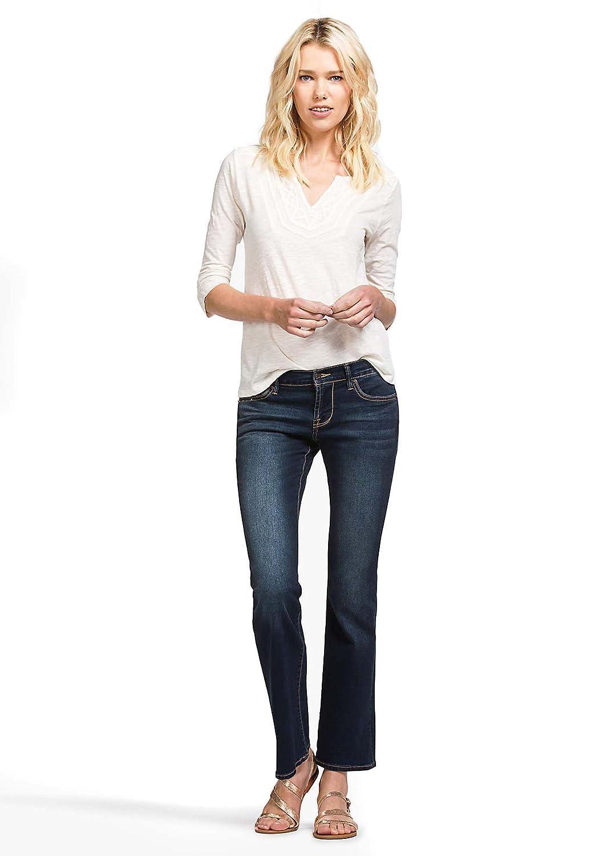 Lucky Brand Women's Mid Rise Sweet N Low Boot Cut Jean in Grissom