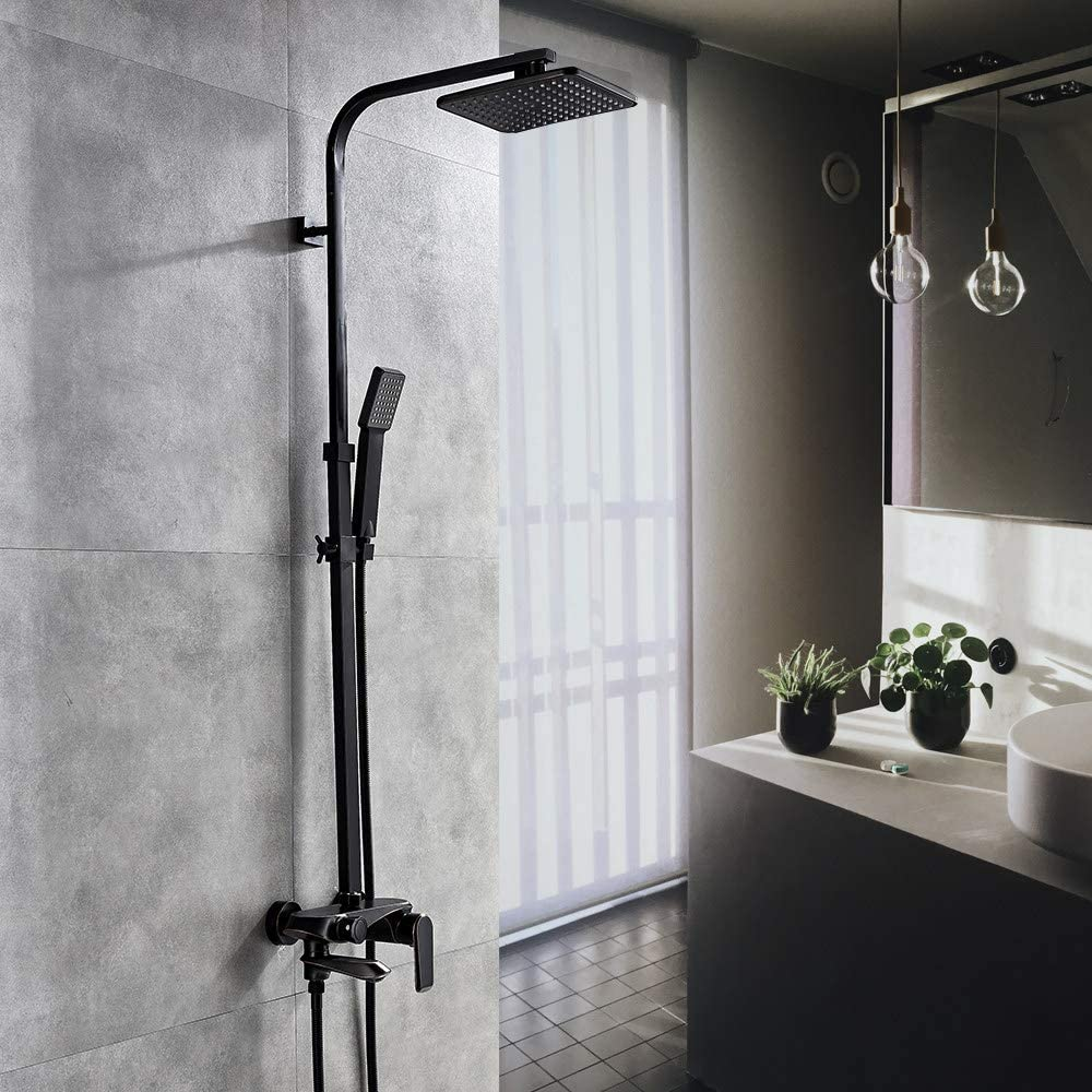 BTBHBI Shower Taps, Bathroom Faucet