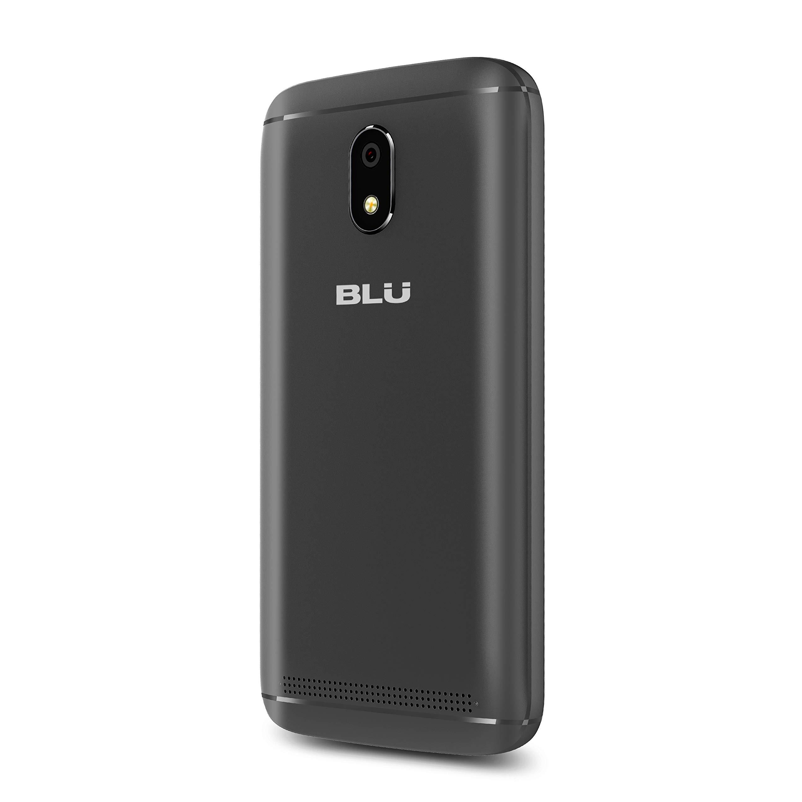 BLU Advance A4 -Unlocked Dual Sim Smartphone -Black by BLU (Image #3)