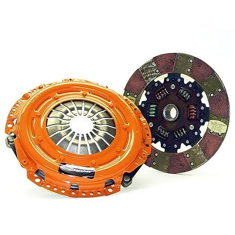 centerforce df238261 doble fricción plato de presión del embrague y disco