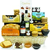 BRIDPORT HAMPER - Traditional Gourmet & Luxury Easter Hampers and Fathers Day Hamper Gifts by Eden4hampers