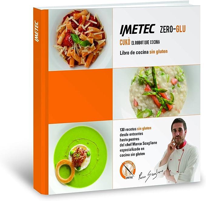 Imetec 7636 Zero Glu Cukò - Robot que cocina sin gluten, incluye ...