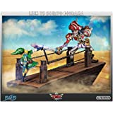 Figurine 'Zelda - Skyward Sword' : Link Vs Scervo Diorama