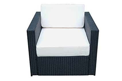 Amazon.com : MCombo Outdoor Wicker Sofa Sectional Furniture ...