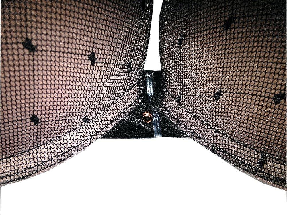 PRIMARK por Secret Sujetador nude de encaje negro de carbón de bienes Negro Charcoal Black/Nude C: Amazon.es: Ropa y accesorios