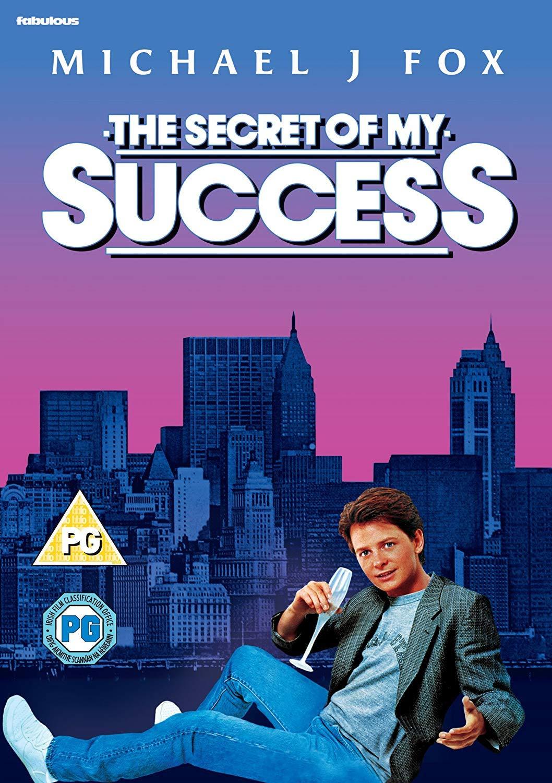 Amazon.com: The Secret of My Success [DVD]: Movies & TV