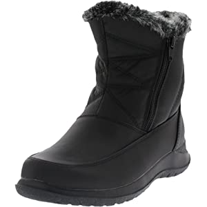 c3386b96f962 Weatherproof Womens Slopes Dual Side Zip Cold Weather Boot (Also Available  in Wide Width)