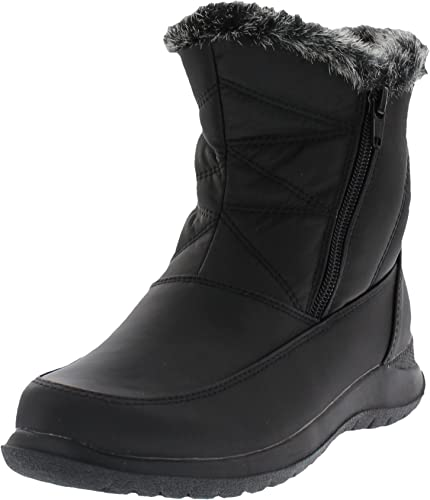 Ankle-High Winter Snow Boot