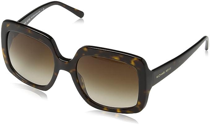 Michael Kors Harbor Mist Gafas de Sol, Dark Tortoise 300613 ...