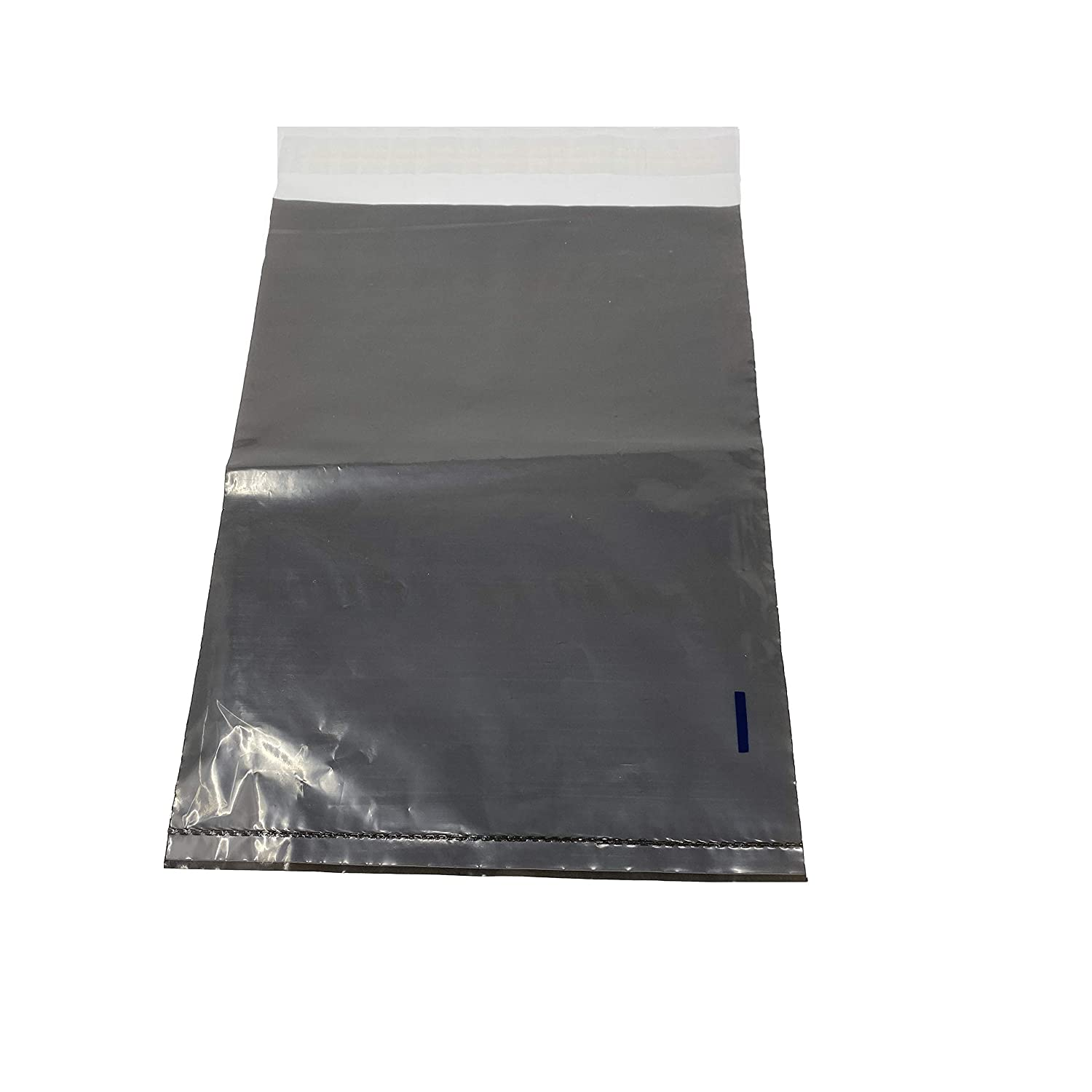 Peel /& Seal Clear View 14.5 x 17 inch 14.5x17 Clear Polybag Mailers Catalog Envelopes 100 Pack