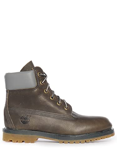 Timberland New AF 6 Inch Premium Womens Boots Leather Lace