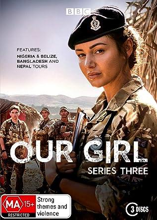 Amazon com: Our Girl: Season 3 DVD | Region 4: Michelle