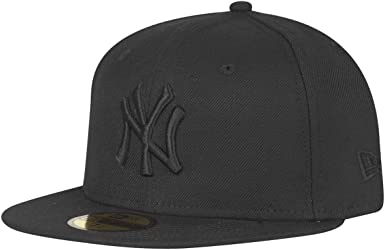 New Era 59Fifty Fitted Cap MLB New York Yankees weiß