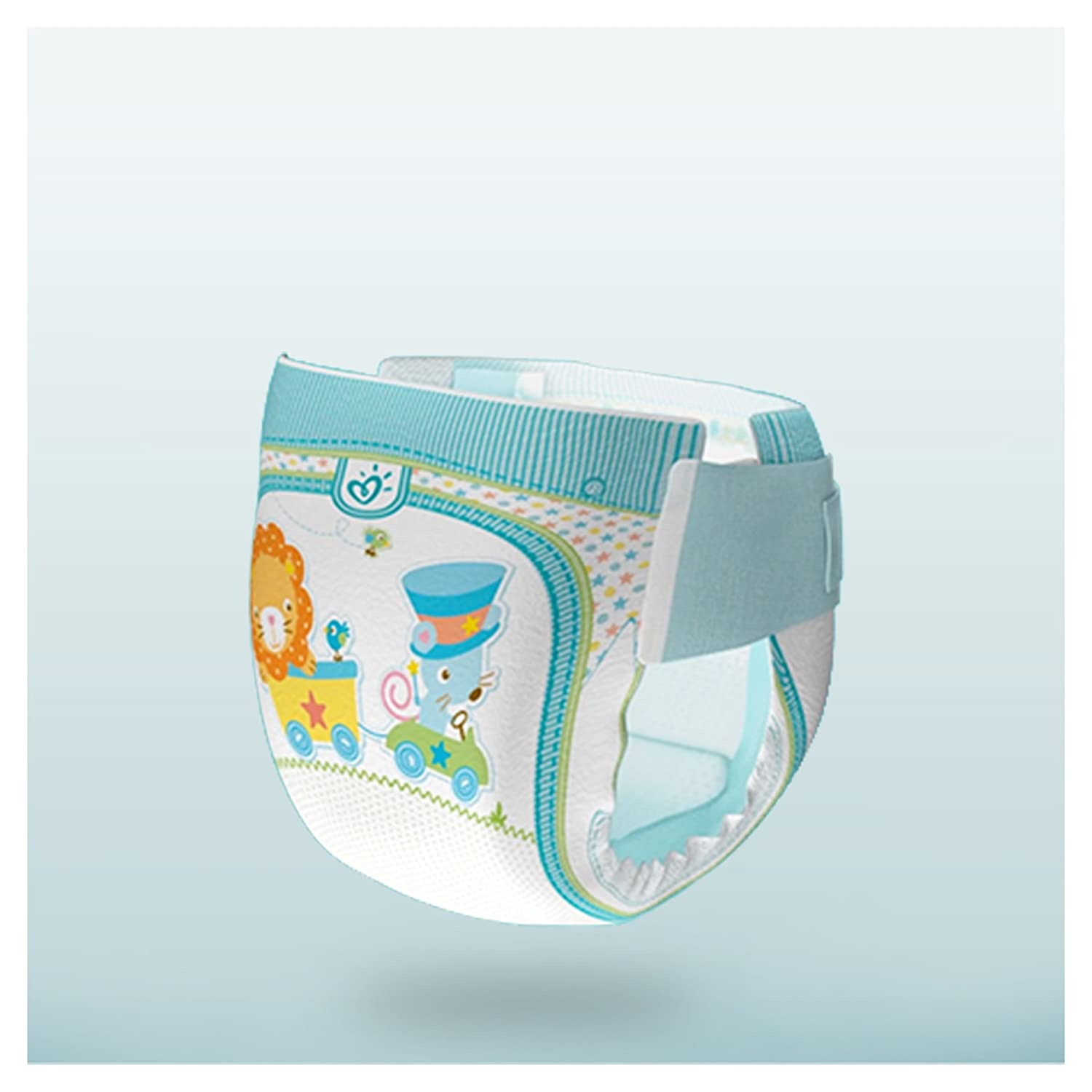 Midi 4 a 9 kg couches PAMPERS Baby Dry Taille 3