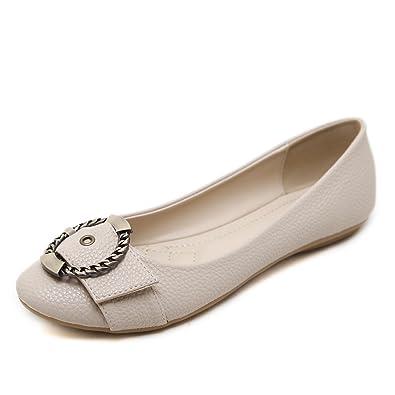 Women's Ballet Flats Comfort Slip On Fashion Dress Shoes