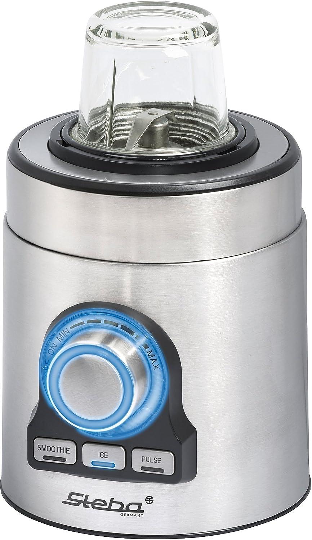 Steba MX 2 Plus - Licuadora multifunción, 1250 W, color plateado: Amazon.es: Hogar