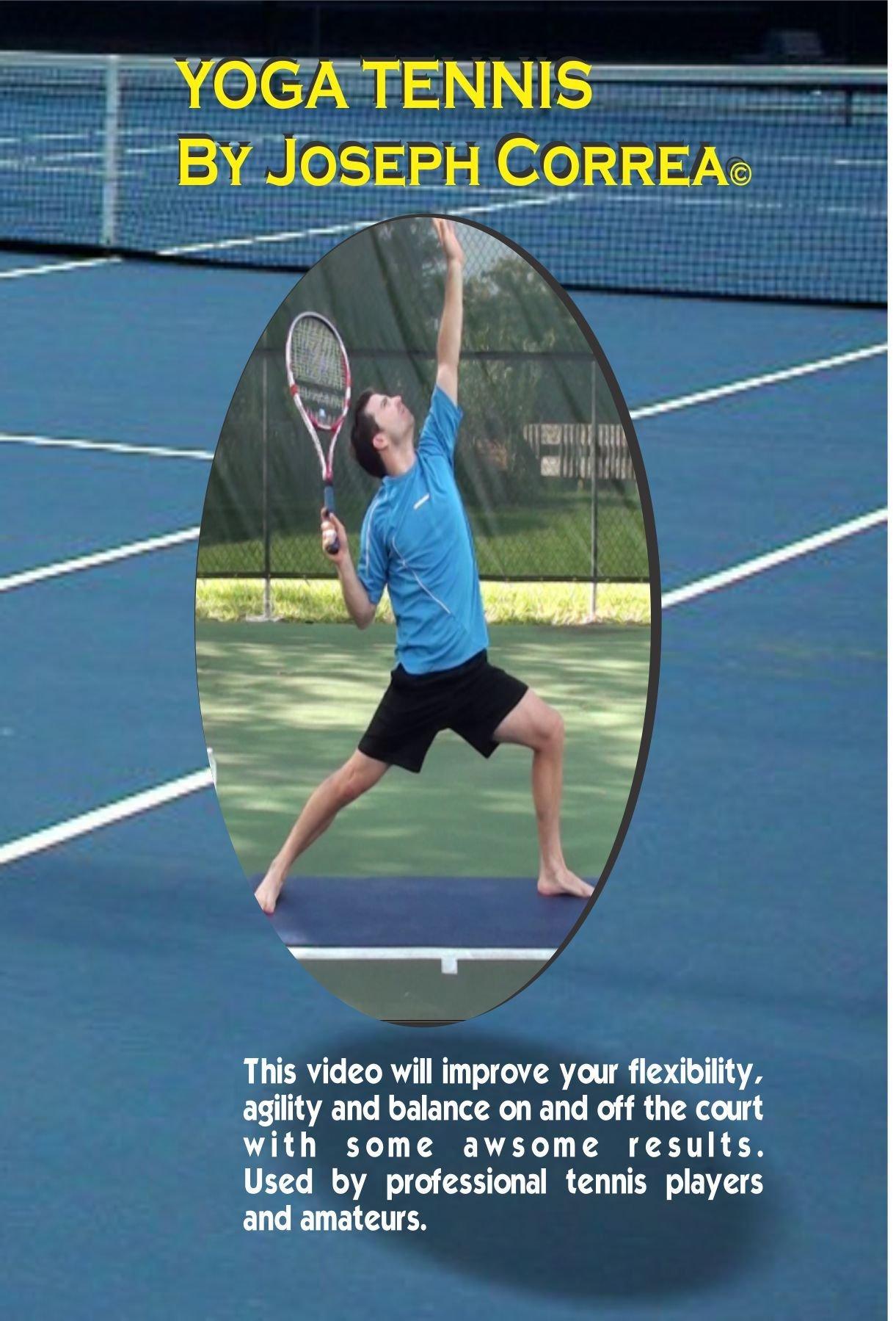 Amazon.com: Yoga Tennis by Joseph Correa: Joseph Correa ...