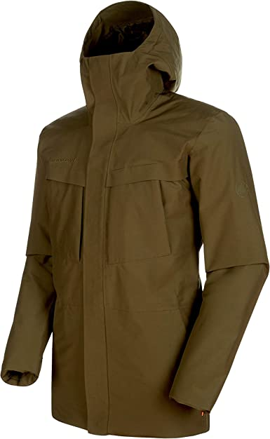 Mammut Chamuera Hs Thermo Hooded Parka At Amazon Men S Clothing Store