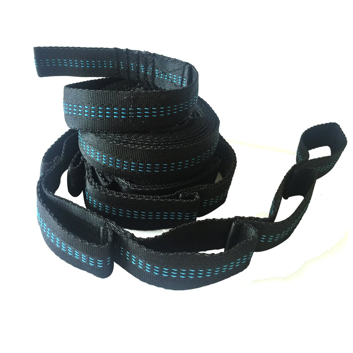 Top Rated Slap Strap Adjustable, Extra Long, Heavy-duty but Lightweight Hammock Straps