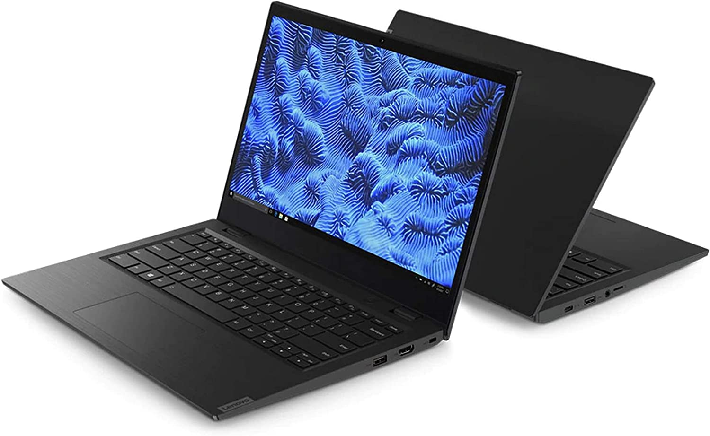 "Lenovo 14"" FHD Laptop - AMD A6-9220C Dual-Core Processor, 4GB RAM, 64GB eMMC, Windows 10 Pro, Black - 14W (81MQ000JUS) (Renewed)"
