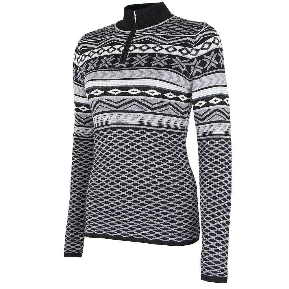 Krimson Klover Womens Over Yonder 14 Zip Pullover Sweater At Amazon