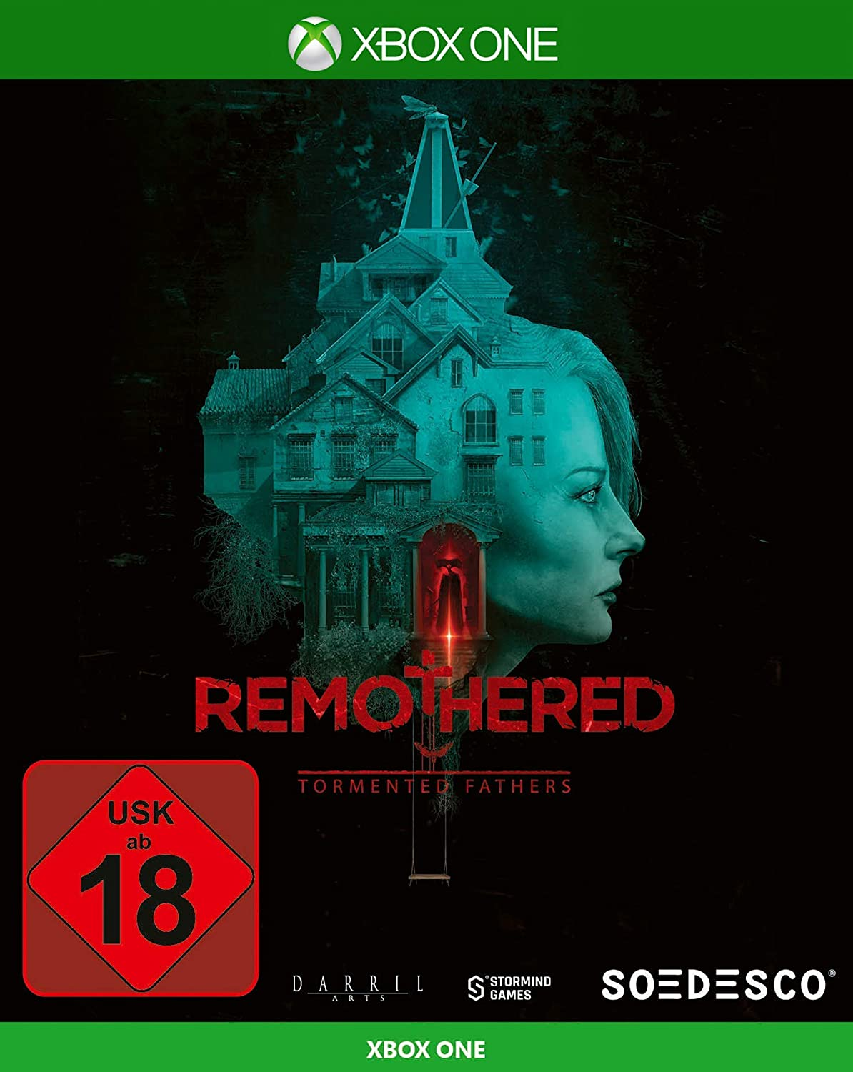 Remothered: Tormented Fathers - Xbox One [Importación alemana ...