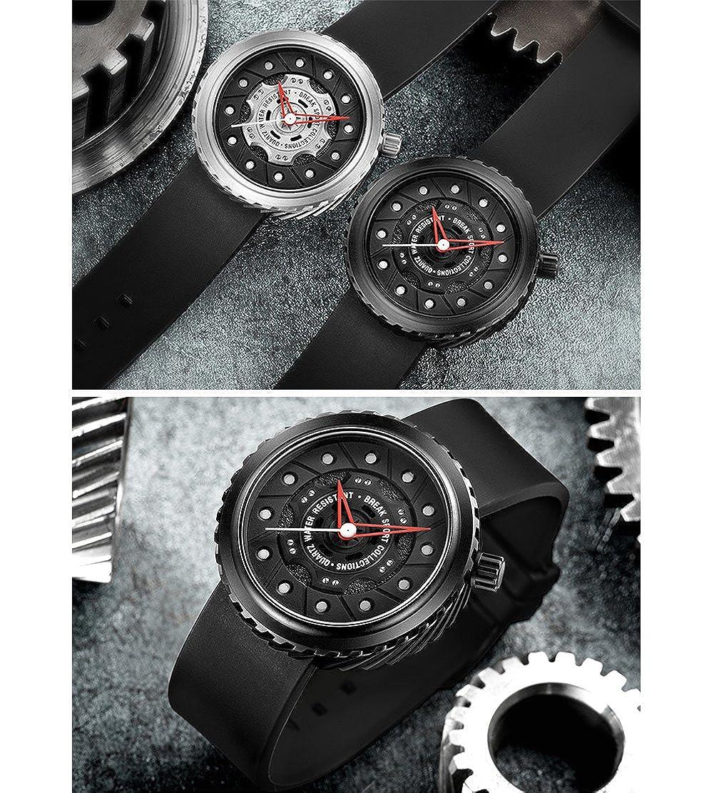 Sport Watch Bracelet, Bracelet Silicone Sport Bracelet de rechange Bracelet de Montre Smart Watch Bracelet en Caoutchouc Boucle en acier inoxydable 20 mm ...