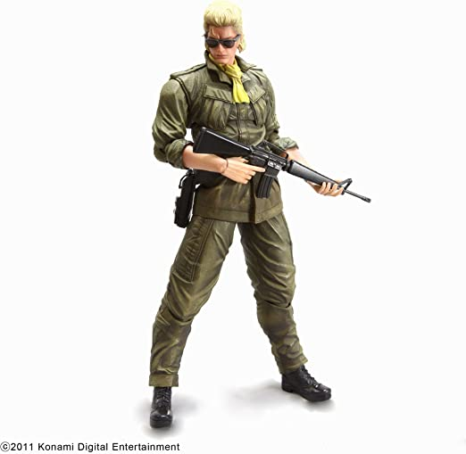 Amazon Com Metal Gear Solid Peace Walker Miller Play Arts Kai Action Figure Toys Games Read miller's height, weight from the story kazuhira miller instagram 2 by peace_squad (kaz and paz) with 40 reads. metal gear solid peace walker miller play arts kai action figure