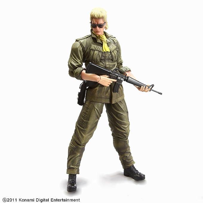 Metal Gear Solid: Peace Walker - Figura Play Arts Kai ...