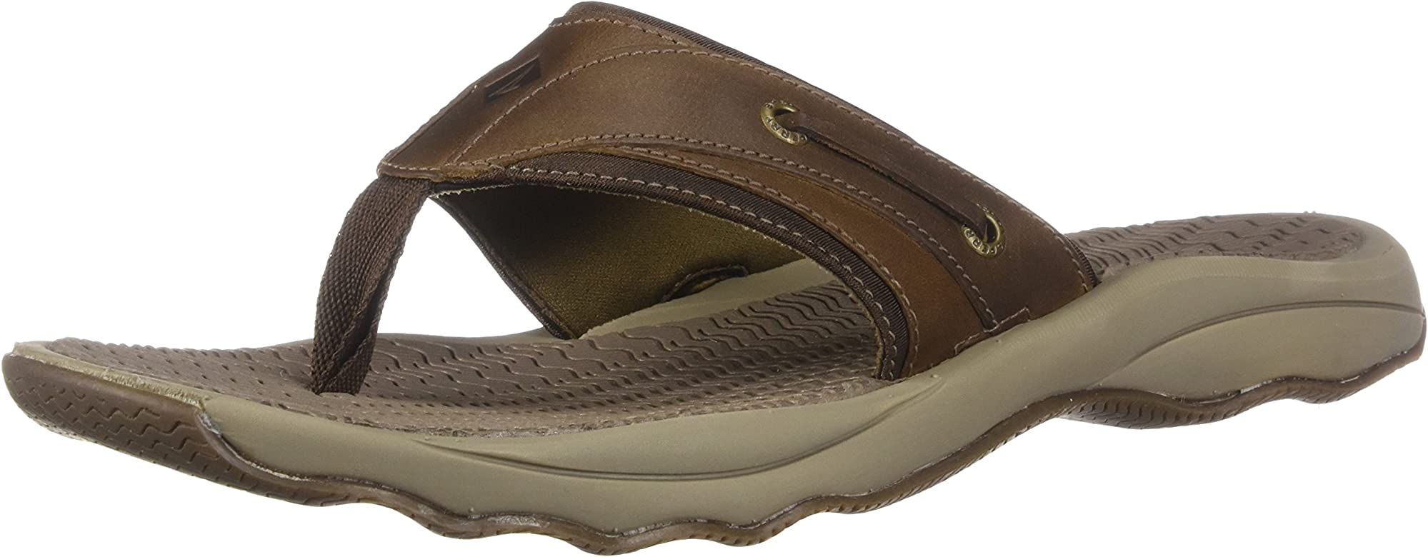 Sperry Mens Outer Banks Thong Sandals